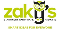 Zaky's Stationery, Partyware & Gifts