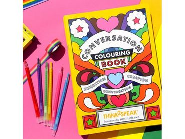 Picture for category Colouring Books & Stickers