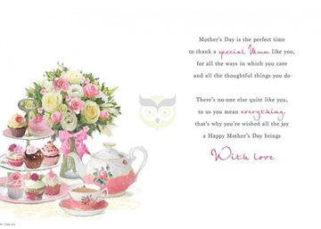 Picture of ON MOTHERS DAY FROM YOUR DAUGHTER CARD