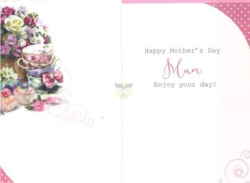 Picture of SPECIAL MUM MOTHERS DAY CARD