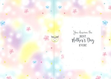 Picture of MAGICAL DAY MOTHERS DAY CARD