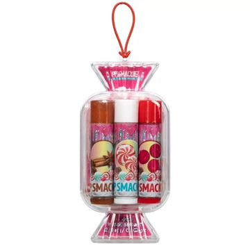 Picture of LIP BALM O&B CANDY ORNAMENT - PINK