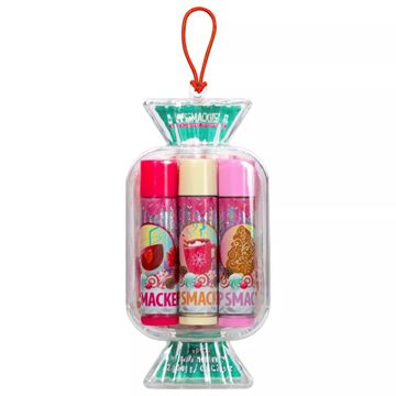 Picture of LIP BALM O&B CANDY ORNAMENT - TEAL